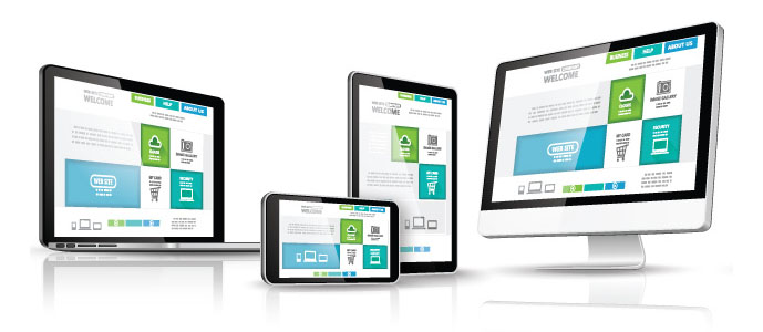 Responsive Web Site Design at Julie Burgess Web Design